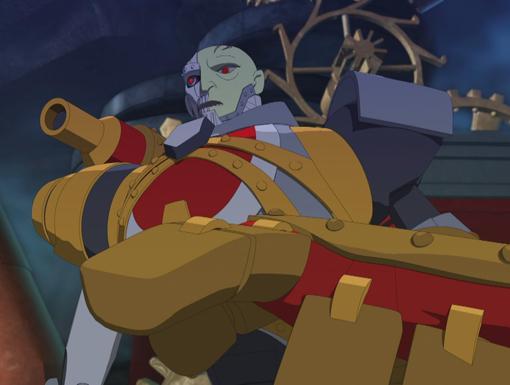 Guardians Unleashed: Episode 2