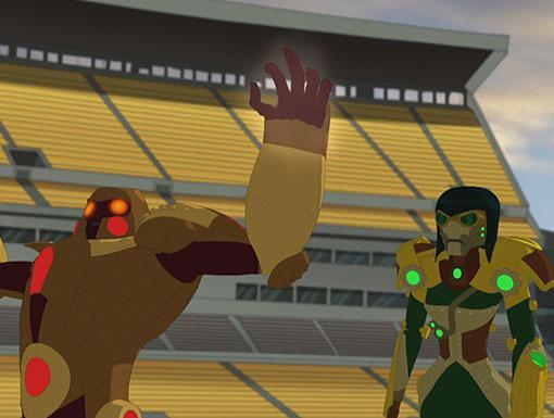 Guardians Unleashed: Episode 3