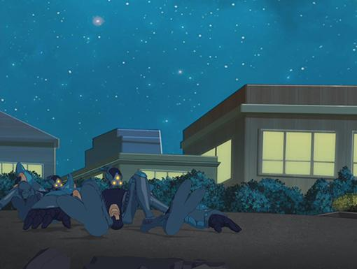 Guardians Unleashed: Episode 4
