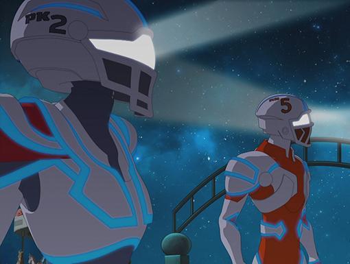 Guardians Unleashed: Episode 7