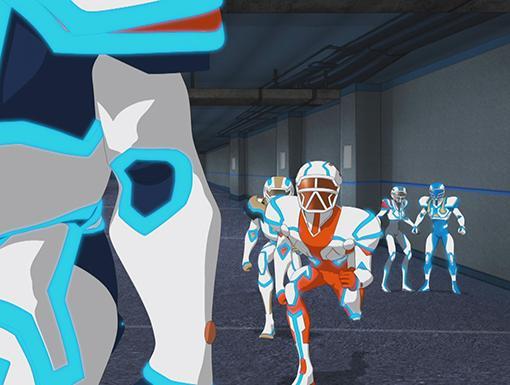 Guardians Unleashed: Episode 8