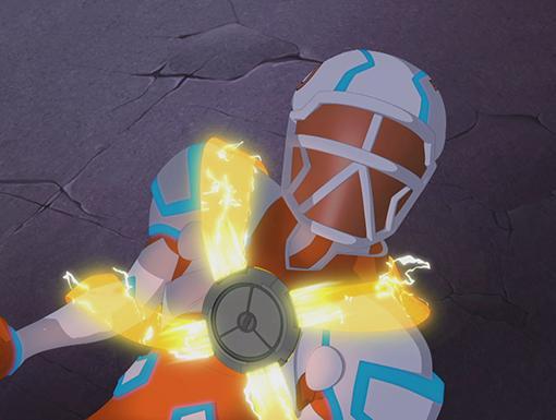 Guardians Unleashed: Episode 10