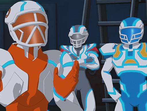 Guardians Unleashed: Episode 11