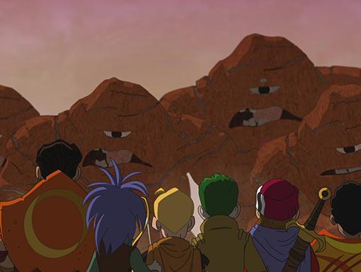 Guardians Unleashed: Episode 12