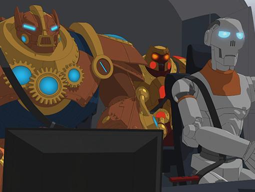 Guardians Unleashed: Episode 15