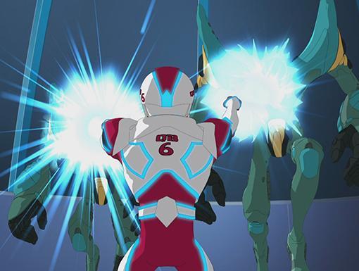 Guardians Unleashed: Episode 16