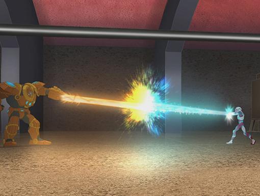 Guardians Unleashed: Episode 18