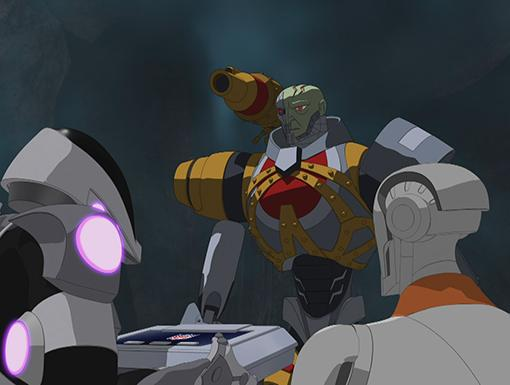 Guardians Unleashed: Episode 19