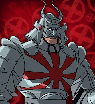Image de Silver Samurai