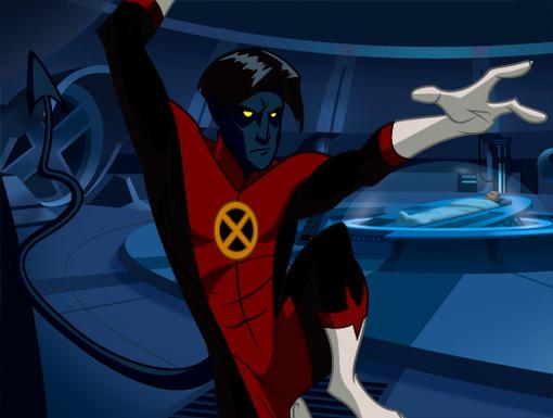Kurt Wagner - Nightcrawler picture, Wolverine and the X-Men