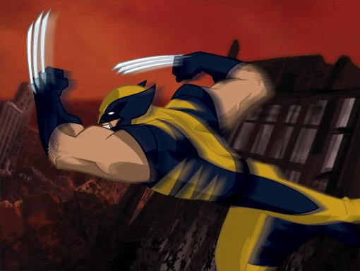 Logan - Wolverine picture, Wolverine and the X-Men