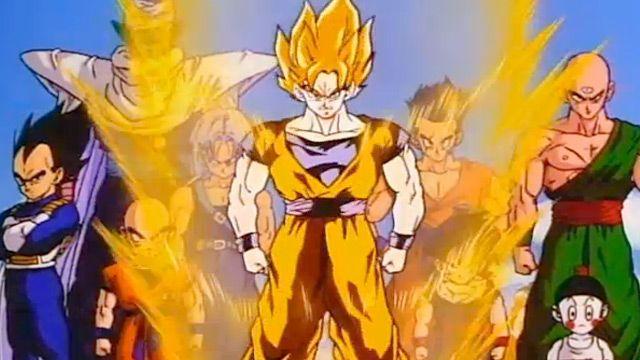 The gallery for --> Goku Super Saiyan 10000 Vs Vegeta