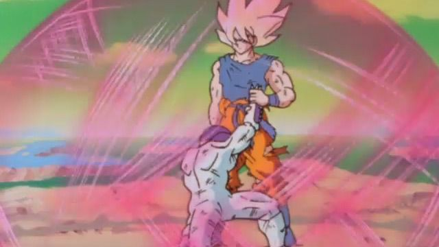 dragon ball z goku super saiyan 1. Dragon Ball Z Kai: quot;The Angry