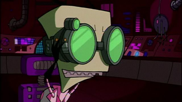 Invader ZIM | Germs | Season 1 | Ep. 4 | Video Clip | Nicktoons