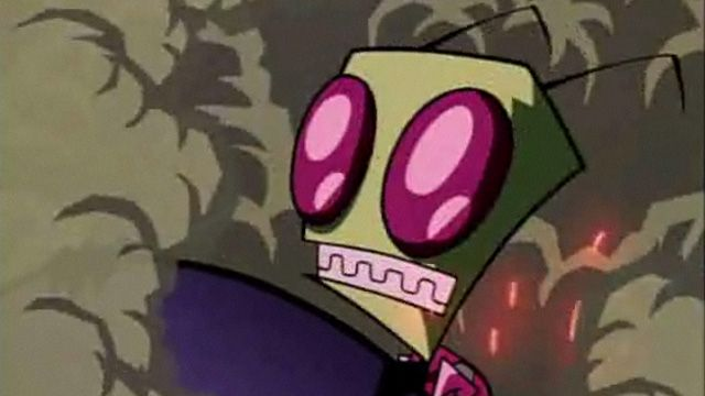 Invader ZIM | Attack of the Saucer Morons | Season 1 | Ep. 5 | Video Clip | Nicktoons