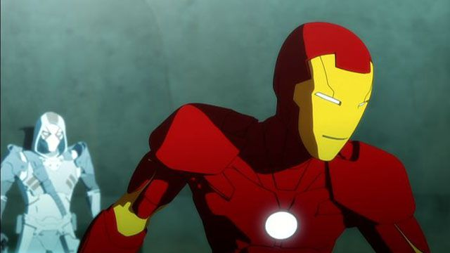 Iron Man - Armored Adventures | Chasing Ghosts | Season 1 | Ep. 17 | Video Clip | Nicktoons