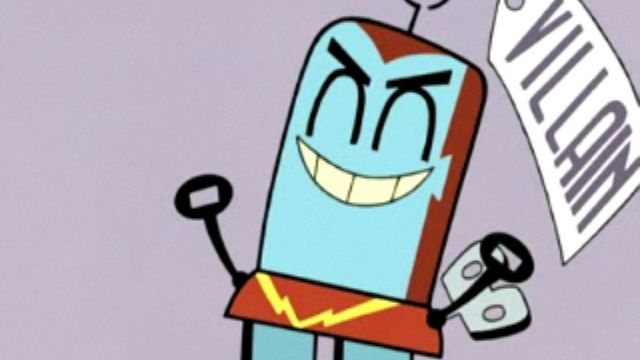 My Life As a Teenage Robot | Killgore | Season 1 | Ep. 1 | Video Clip | Nicktoons