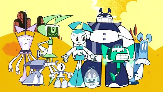 My Life As a Teenage Robot | Sibling Tsunami | Video Clip | Nicktoons