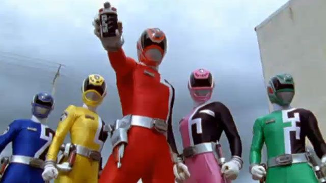 Power Rangers Morphenomenon | S.P.D.