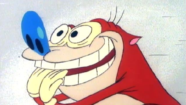 Ren & Stimpy | Stimpy's Big Day/ The Big Shot | Season 1 | Ep. 1 | Video Clip | Nicktoons