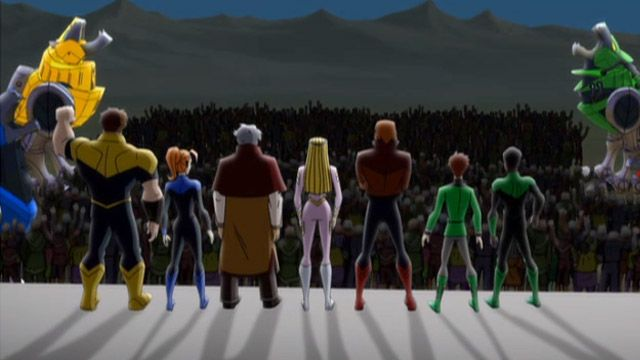 Voltron Force | Black | Season 1 | Ep. 26 | Nicktoons