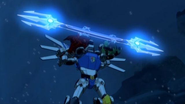 Voltron Force | Dark Blue | Video Clip | Nicktoons