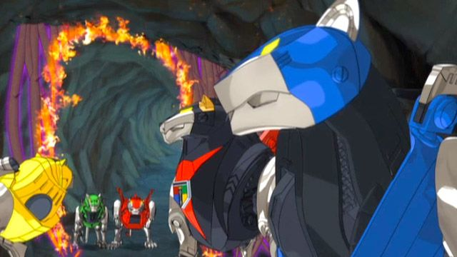 Voltron Force | Roots of Evil | Season 1 | Ep. 23 | Nicktoons