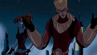 Wolverine and the X-Men | Greetings from Genosha | Season 1 | Ep. 10 | Video Clip | Nicktoons