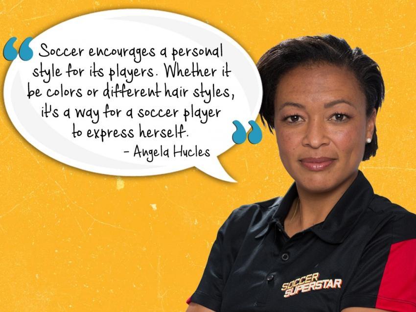 Soccer Superstar: TeenNick Style