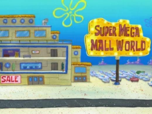 Super Mega Mall World
