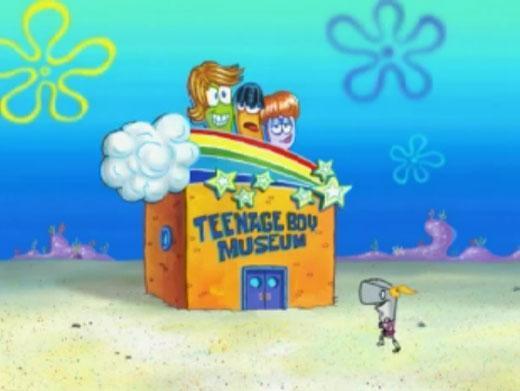 Teenage Boy Museum