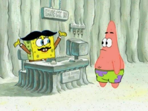 Hotel SpongeBob