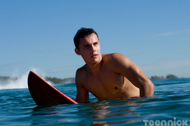 Surfing has never looked so good.