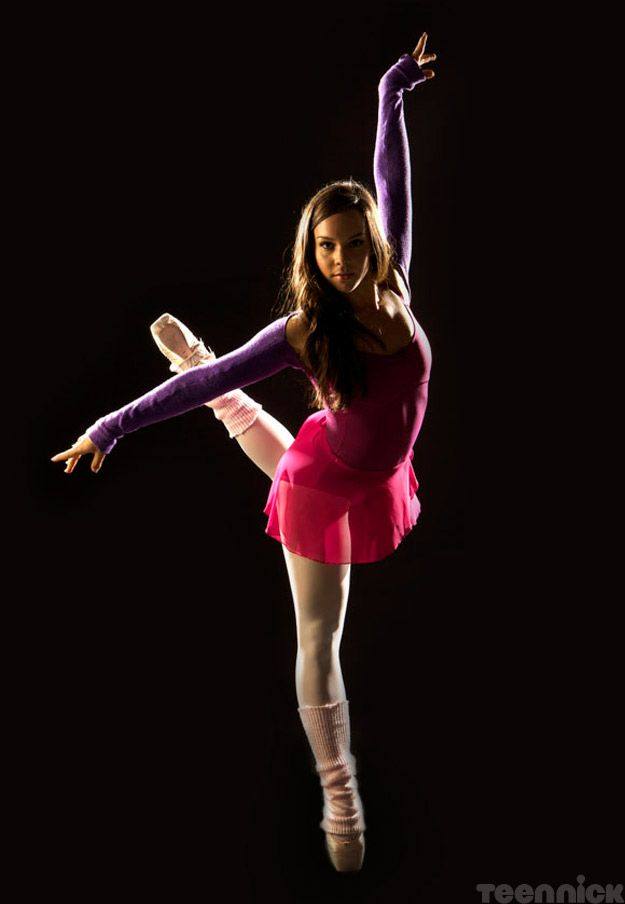 Abigail (Dena Kaplan) from Dance Academy