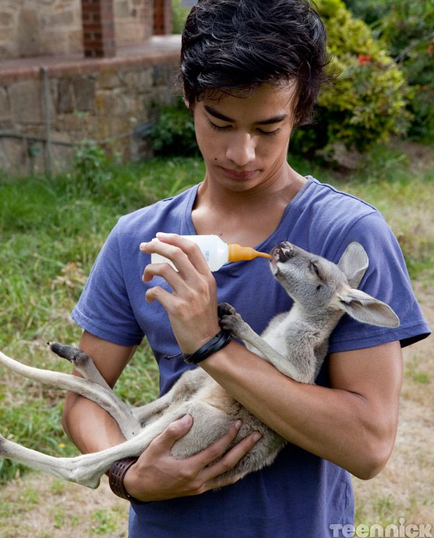 Jordan Rodrigues (Christian) from Dance Academy