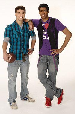 Drew and Sav
