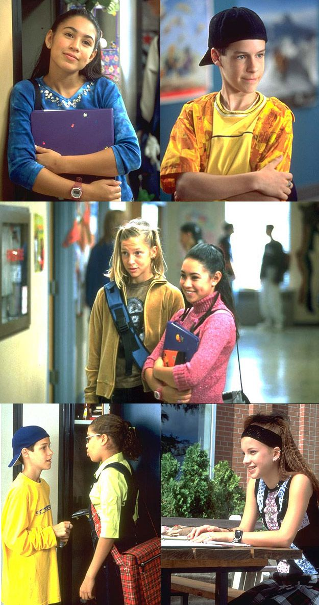 Aww... Degrassi babies!