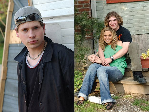 Degrassi kids, outside