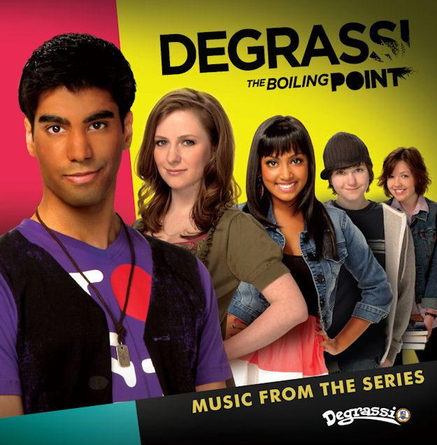 Degrassi: The Boiling Point soundtrack