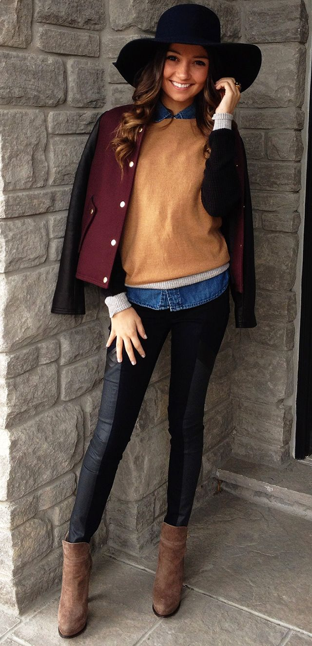 Fall In Love With Fall Fashion