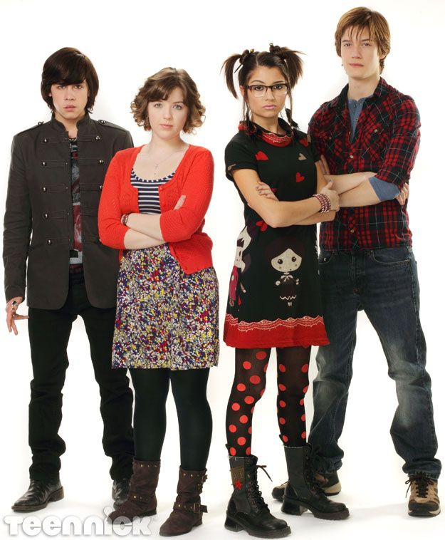 Eli, Clare, Imogen and Jake want you to take the Degrassi character quiz.
