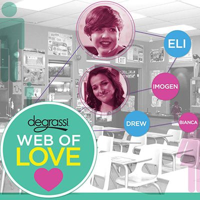 Degrassi Web Of Love