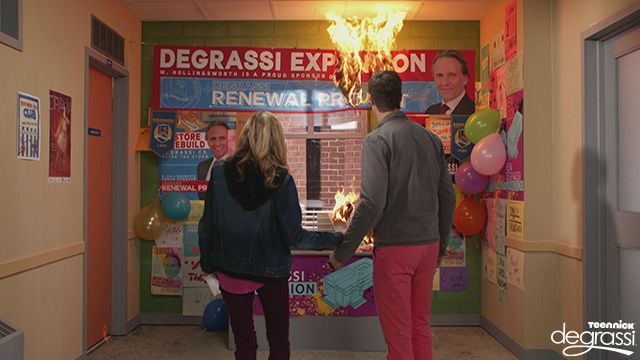 Degrassi: Firestarter, Part 2