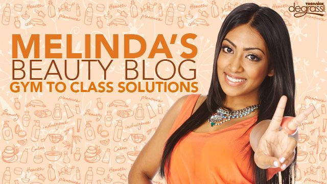 Melinda's Beauty Blog: Gym To Class