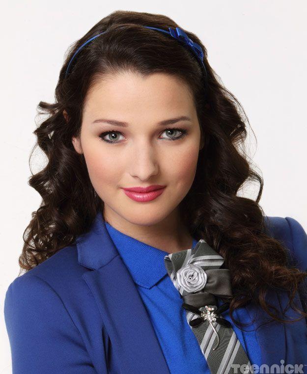 Annie Clark (Fiona on Degrassi)
