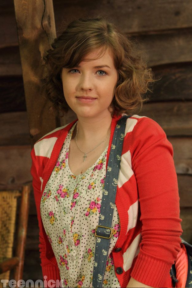 Degrassi: Nowhere to Run. Clare at the cabin.