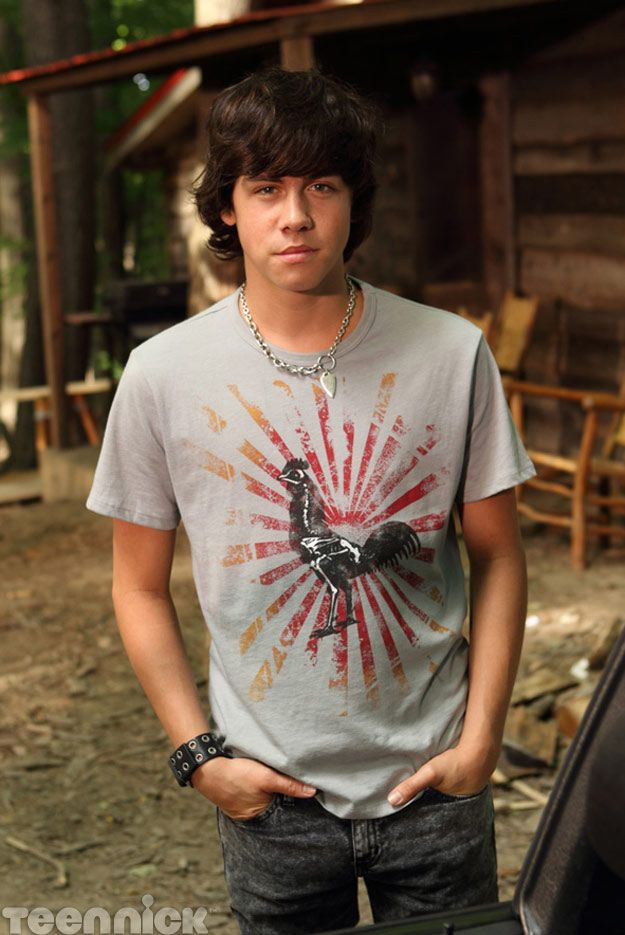 Degrassi: Nowhere to Run. Eli at the cabin.