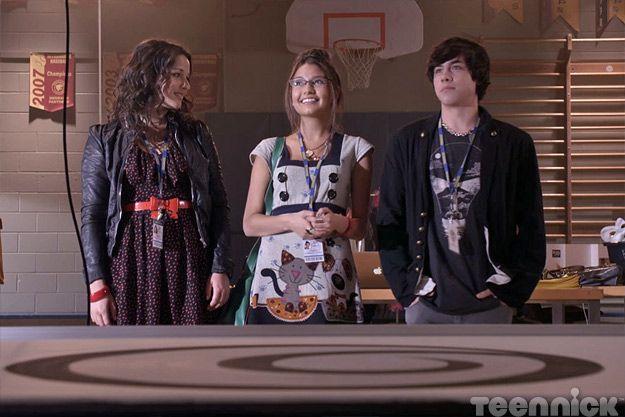 Fiona, Imogen, and Eli.