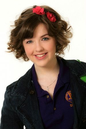 Aislinn Paul aka Clare from Degrassi: Now or Never