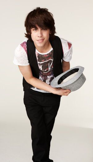 Munro Chambers from Degrassi